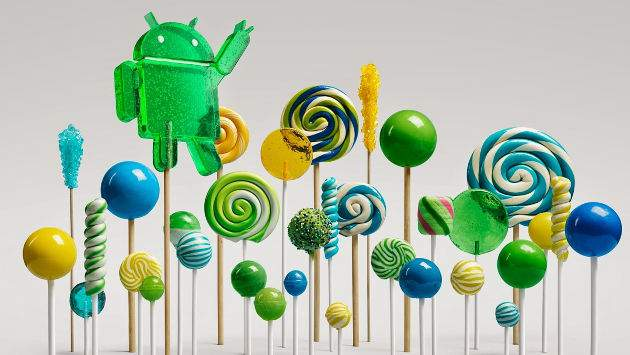 Google Android Lollipop SDK