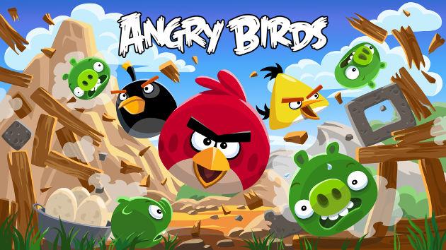 Windows Phone için Angry Birds ücretsiz oldu