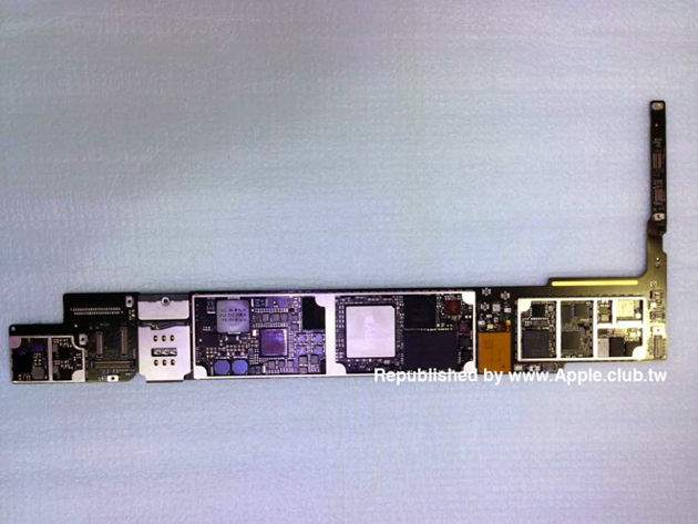 Apple iPad Air 2 Chip