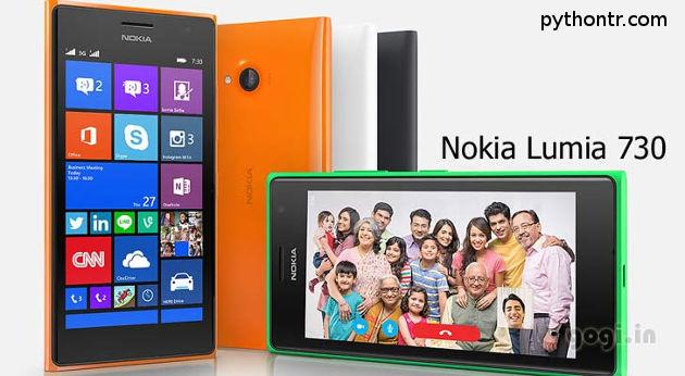 Lumia 730 rekor kırdı