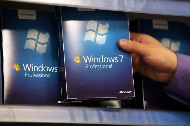 Windows 7 satışları durduruldu