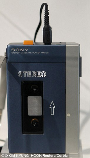 Sony efsane walkman