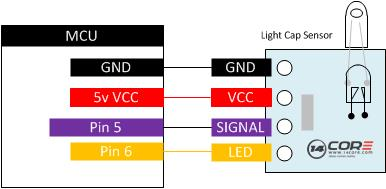 Light Cup Diagram